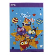Giggle & Hoot Folded Loot Favour Bags Pack of 8