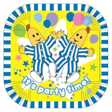 Bananas in Pyjamas Lunch Plates