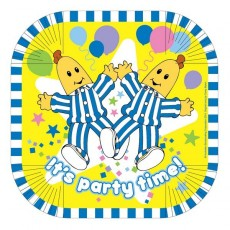 Bananas in Pyjamas Dinner Plates