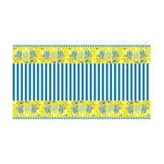 Bananas in Pyjamas Plastic Table Cover