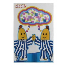Bananas in Pyjamas Folded Loot Favour Bags Pack of 8