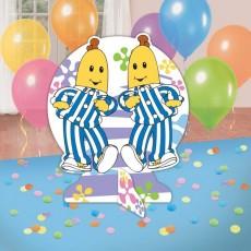Bananas in Pyjamas Table Deco Decorating Kit 24cm x 21xm