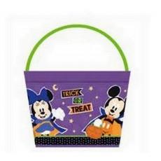 Halloween Disney Treat Bucket Favour Boxe