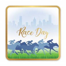 Horse Racing Race Day Coasters Pack of 6
