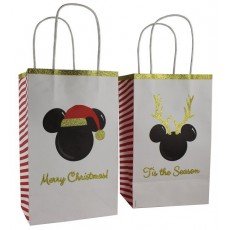 Christmas Party Supplies - Favour Bags Disney Christmas Treat
