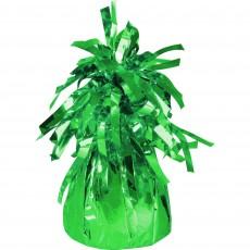Green Heavier Foil Balloon Weight 220-230g