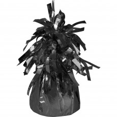Black Heavier Foil Balloon Weight