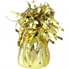 Gold Heavier Foil Balloon Weight