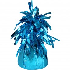 Blue Caribbean Heavier Foil Balloon Weight