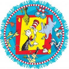 Round Dr Seuss Pinatas
