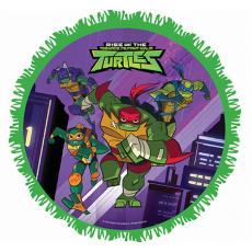 Round Rise of the Teenage Mutant Ninja Turtles Pinatas