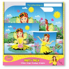 The Wiggles Emma Party Packs Pack of 40