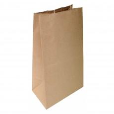 Kraft Treat Loot Favour Bags 9cm x 6cm x 21cm Pack of 6