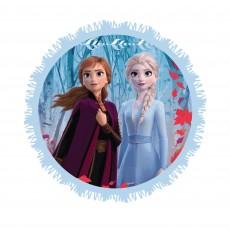 Round Disney Frozen 2 Expandable Pinatas