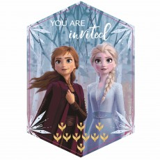 Disney Frozen 2 Invitations