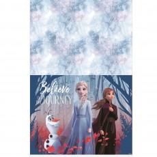 Disney Frozen 2 Table Cover 2.4m x 1.3m