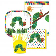 Happy Birthday The Very Hungry Caterpillar Party Packs Pack of 40