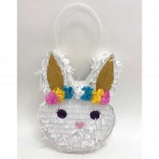 Easter 2D Bunny Pinata