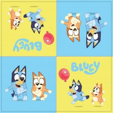 Bluey Party Supplies - Lunch Napkins