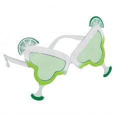 Mexican Fiesta Party Supplies - Margarita Fun Shades Glasses