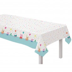 Peppa Pig Party Supplies - Paper Table Cover Confetti Party