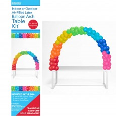Balloon Arch Decorating Table Kit Party Decorations