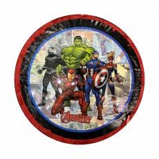 Avengers Marvel Powers Unite Pull String Drum Pinata