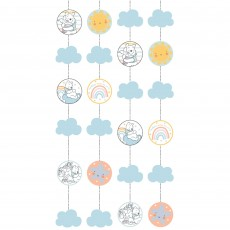 Winnie the Pooh Party Decorations - Hanging Decorations String