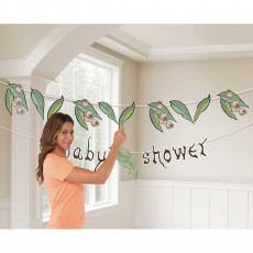 May Gibbs Party Decorations - Banners Baby Shower