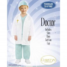 Careers Doctor's Costume Child Costume