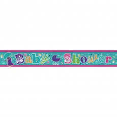 Baby Shower - General Holographic Banner 2.7m