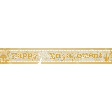 Engagement Party Decorations - Banner