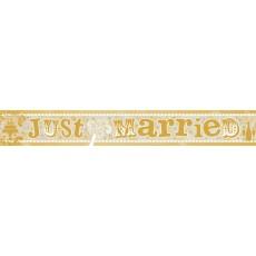 Wedding Holographic Banner