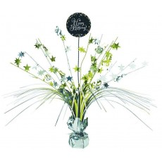 Happy Birthday Sparkling Celebration Spray Centrepiece 45cm