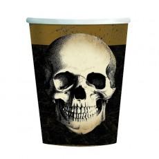 Halloween Boneyard Paper Cups