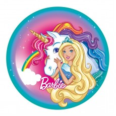 Barbie Dreamtopia Dinner Plates
