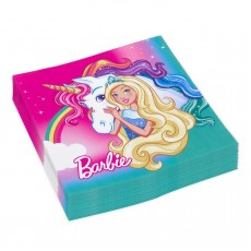 Barbie Dreamtopia Lunch Napkins