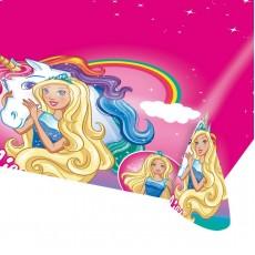 Barbie Dreamtopia Table Covers 1.8m x 1.2m