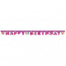 Barbie Dreamtopia Letter Banner 1.8m