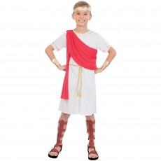 Toga Boy Costume - 6-8 Years