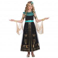 Egyptian Dazzling Cleo Girl Costume - 12-14 Years