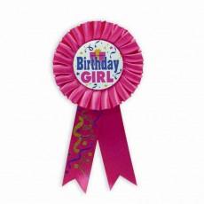 Happy Birthday Ribbon Award