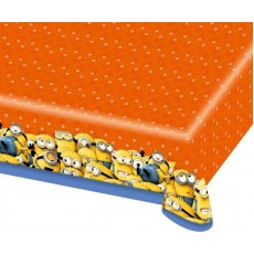 Minions Plastic Table Cover