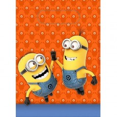 Minions Loot Favour Bags 23cm Pack of 6