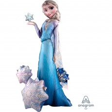 Disney Frozen Elsa the Snow Queen Airwalker Foil Balloon