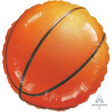 Basketball Fan Championship Standard HX Foil Balloon