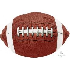 Oval State of Origin Standard XL Championship Football Shaped Balloon 45cm