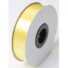 Yellow Tear Satin Ribbon