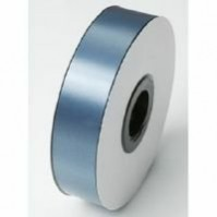 Blue Navy  Tear Satin Ribbon