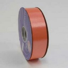 Orange Tear Satin Ribbon